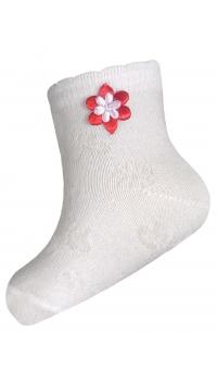 Skarpetki bawełniane ażur wypukły Mod.53 art. B2207 roz.5-12cm